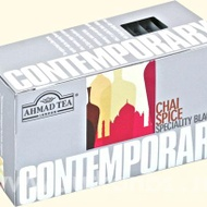 contemporary chai spice specialty from Ahmad Tea