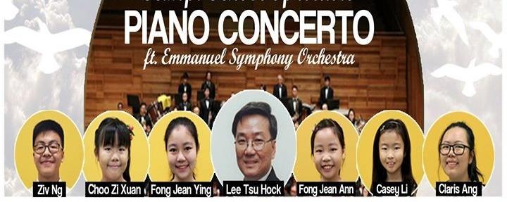 Seimpi School of Music Piano Concerto ft ESO