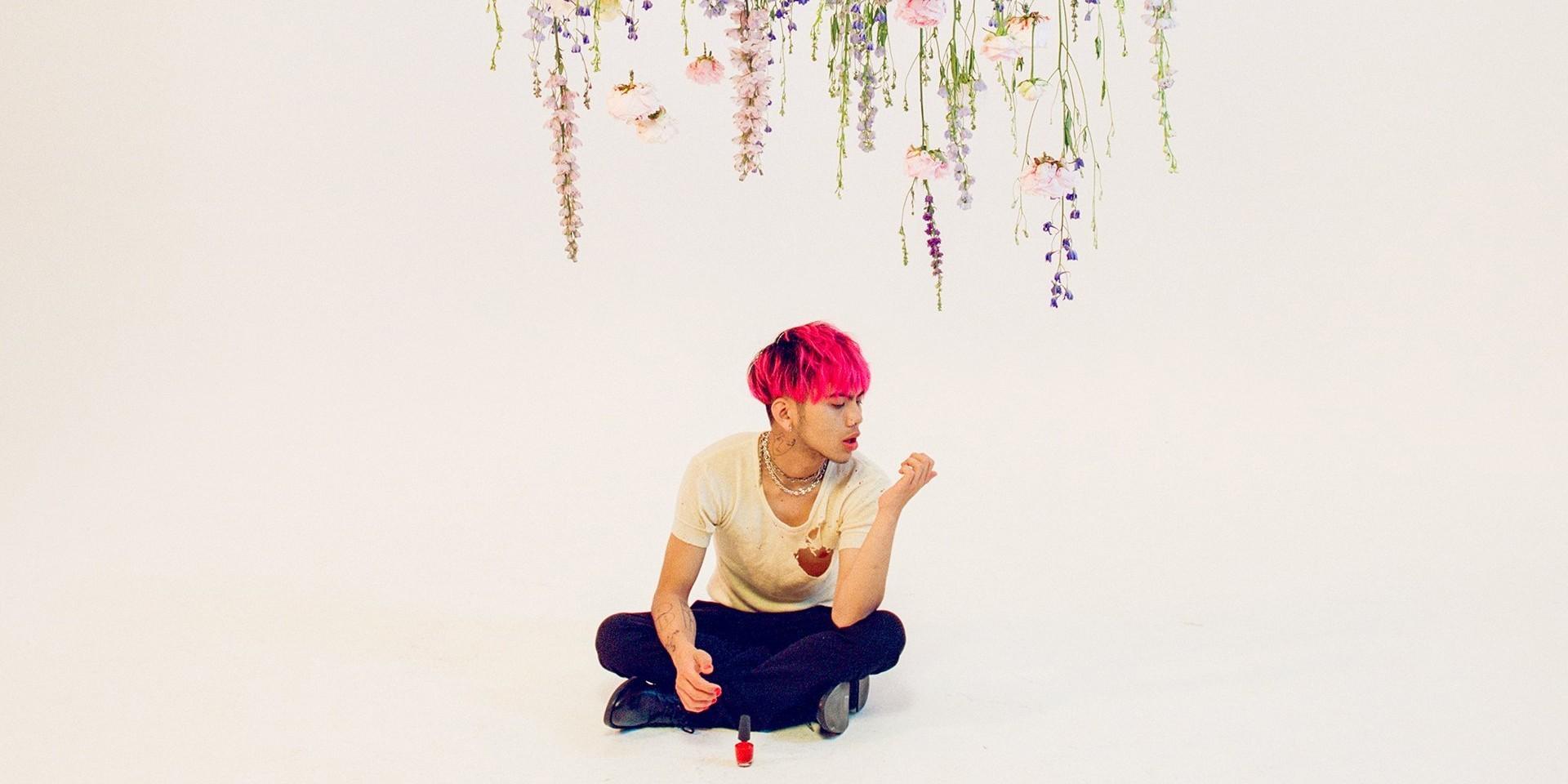 no rome debuts new upbeat track 'Saint Laurent' on Beats 1 – watch