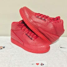 "DS NIKE AIR PYTHON PRM ""RED OCTOBER"" SIZE 10.5 STYLE CODE 705066 600"