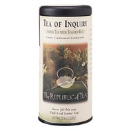 Tea of Inquiry from The Republic of Tea