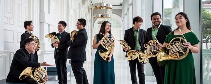 Singapore Horn Sounds: Debut!