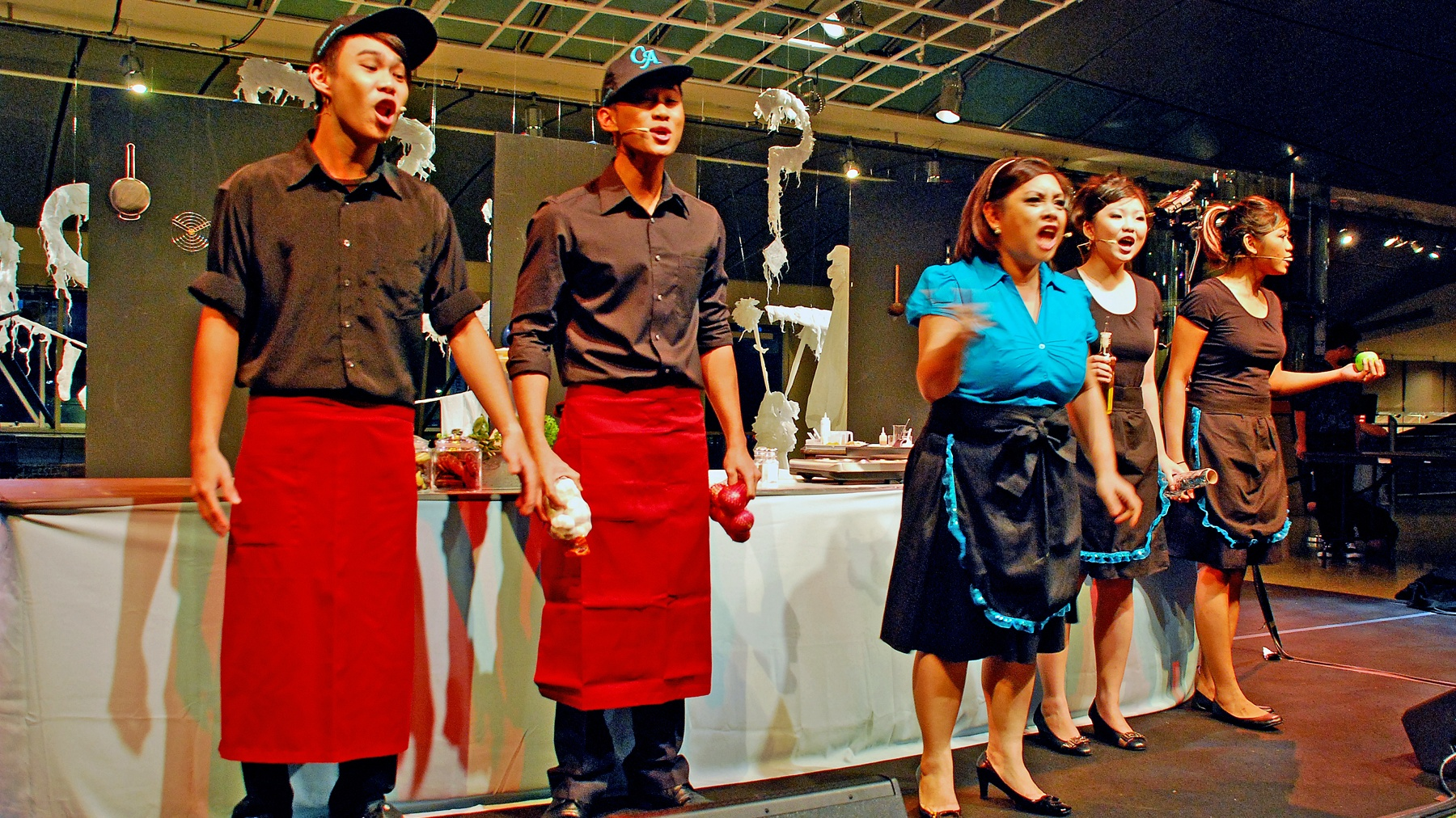 The Singing Chef and Friends