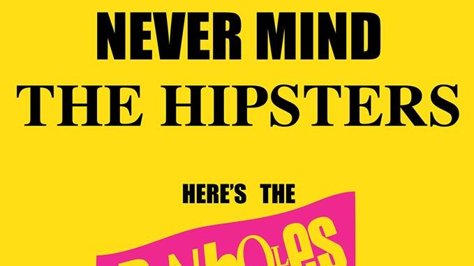 Never Mind The Hipsters, here's..... The Zozi, The Pinholes and more