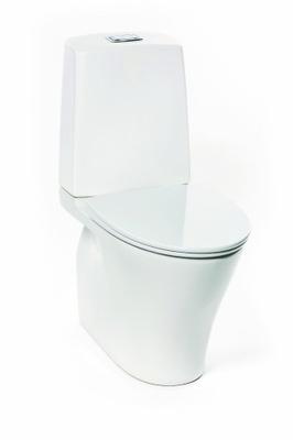 Glow gulvstående toalett