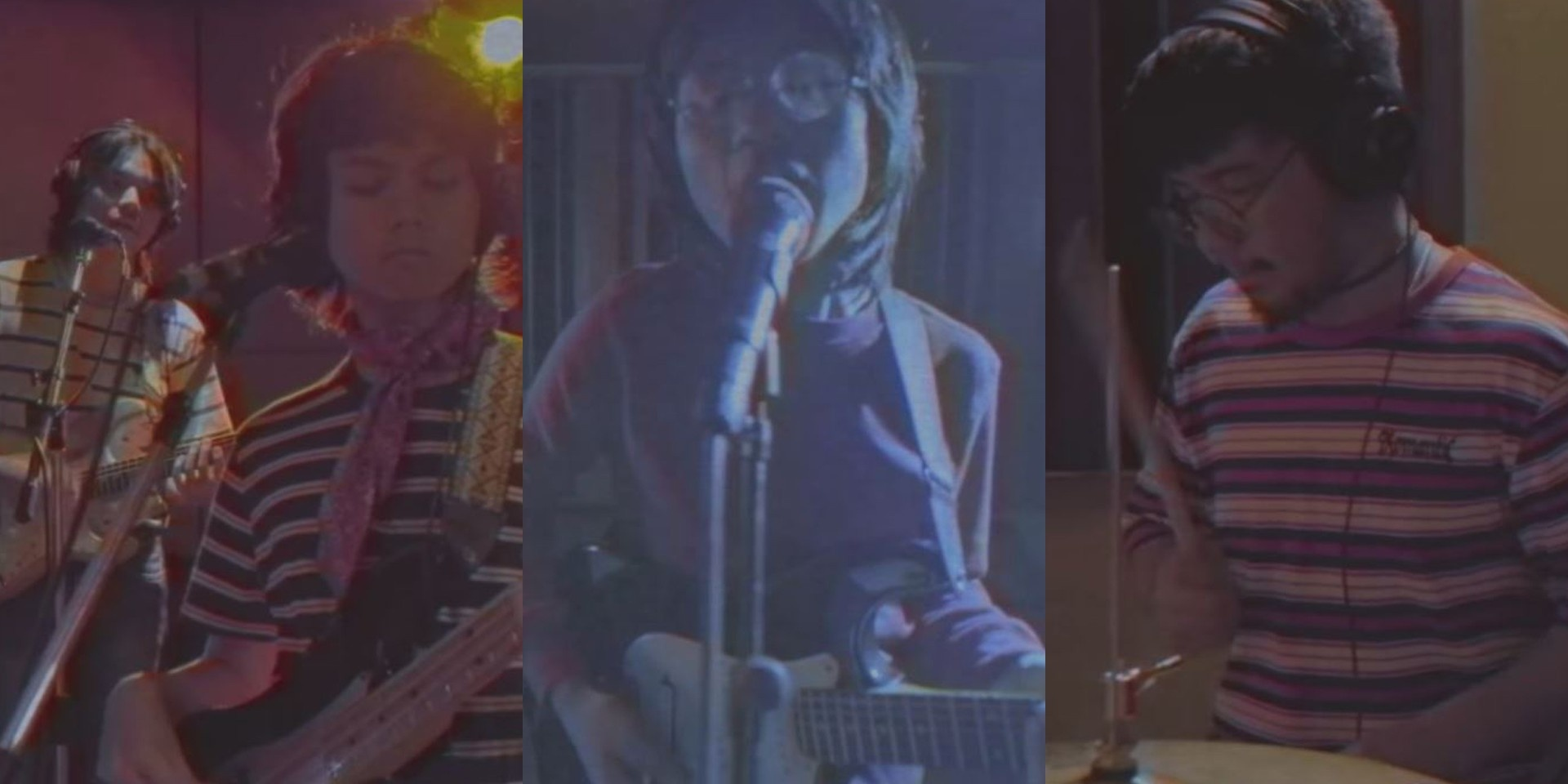 Watch IV Of Spades' studio performance of 'Hey Barbara'