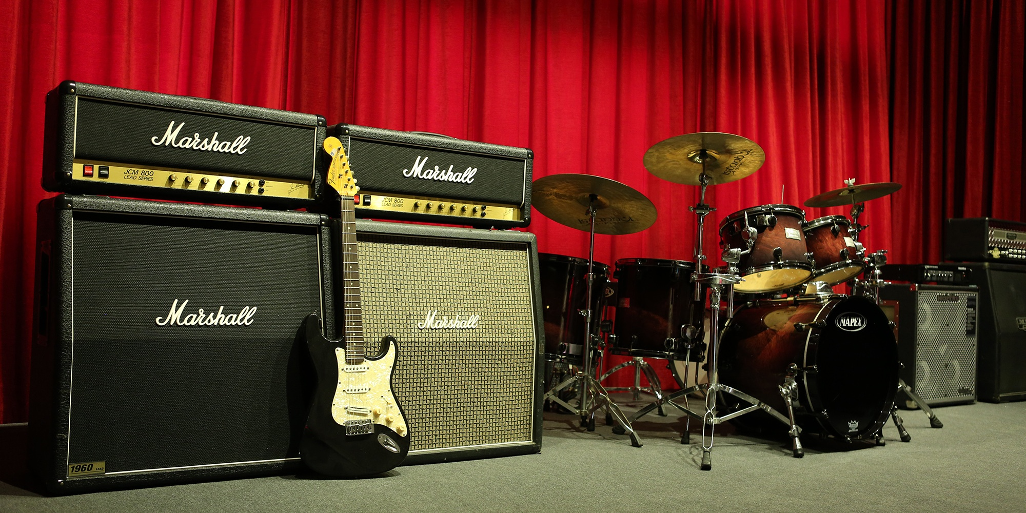 Jamming studios in Singapore: where to go and what to look for