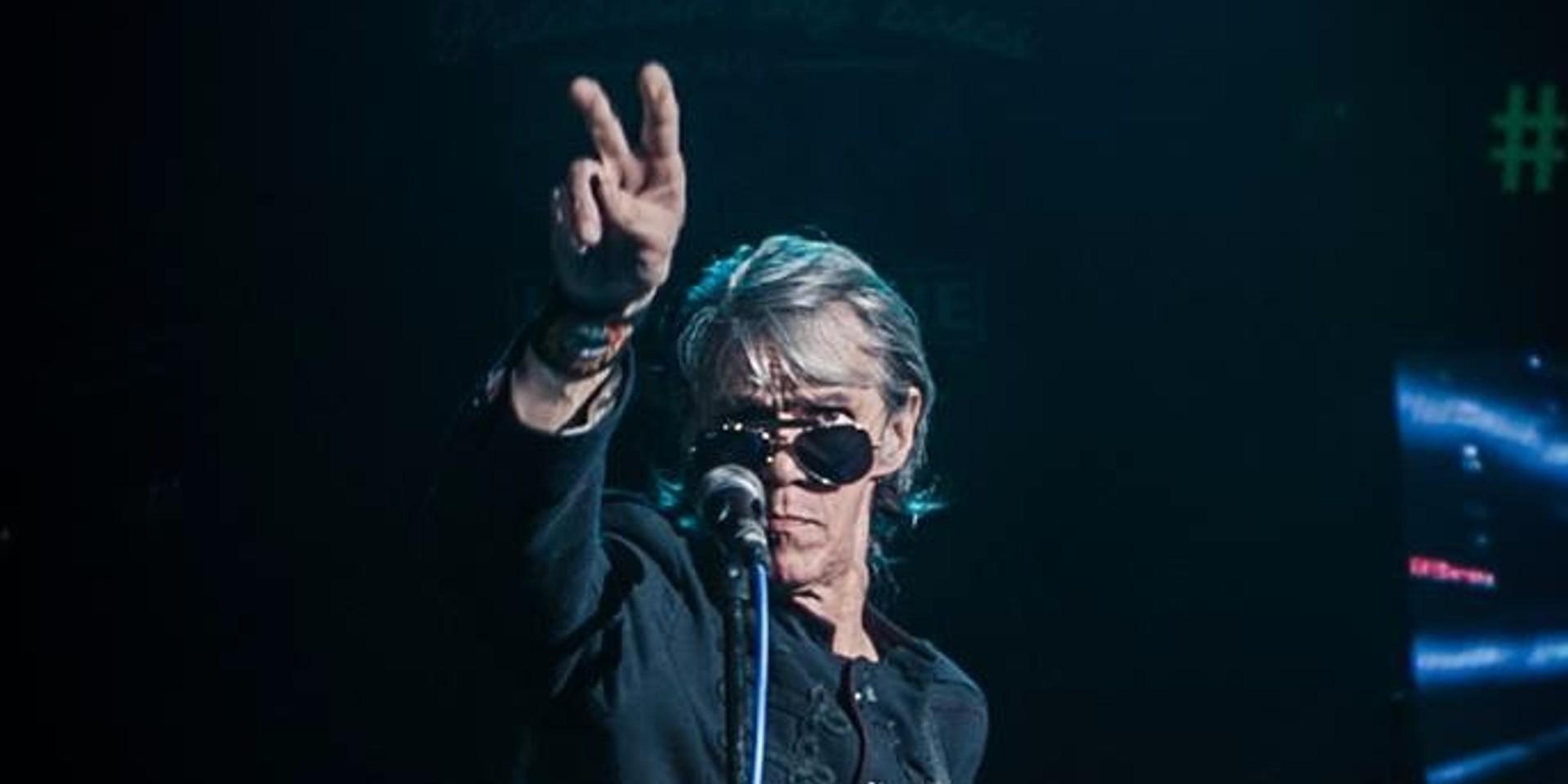 Pepe Smith suffers stroke ahead of eponymous rock festival