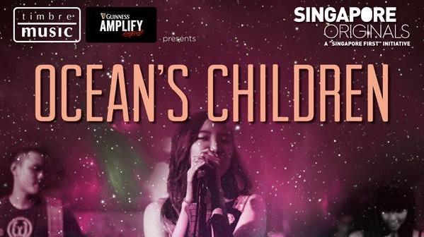 Timbre Music X Guinness Amplify Singapore Originals: Ocean's Children