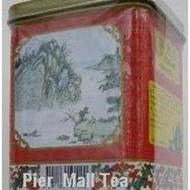 Jasmine Tea from Golden Dragon