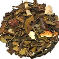 Lychee Garden Peach White Tea from LuxBerry Tea