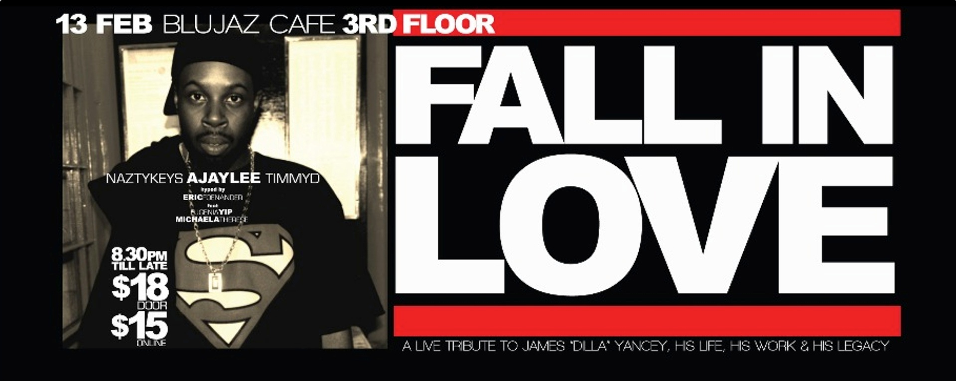 Fall In Love: A Live Tribute To Dilla