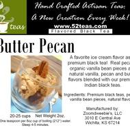 Butter Pecan Black Tea from 52teas