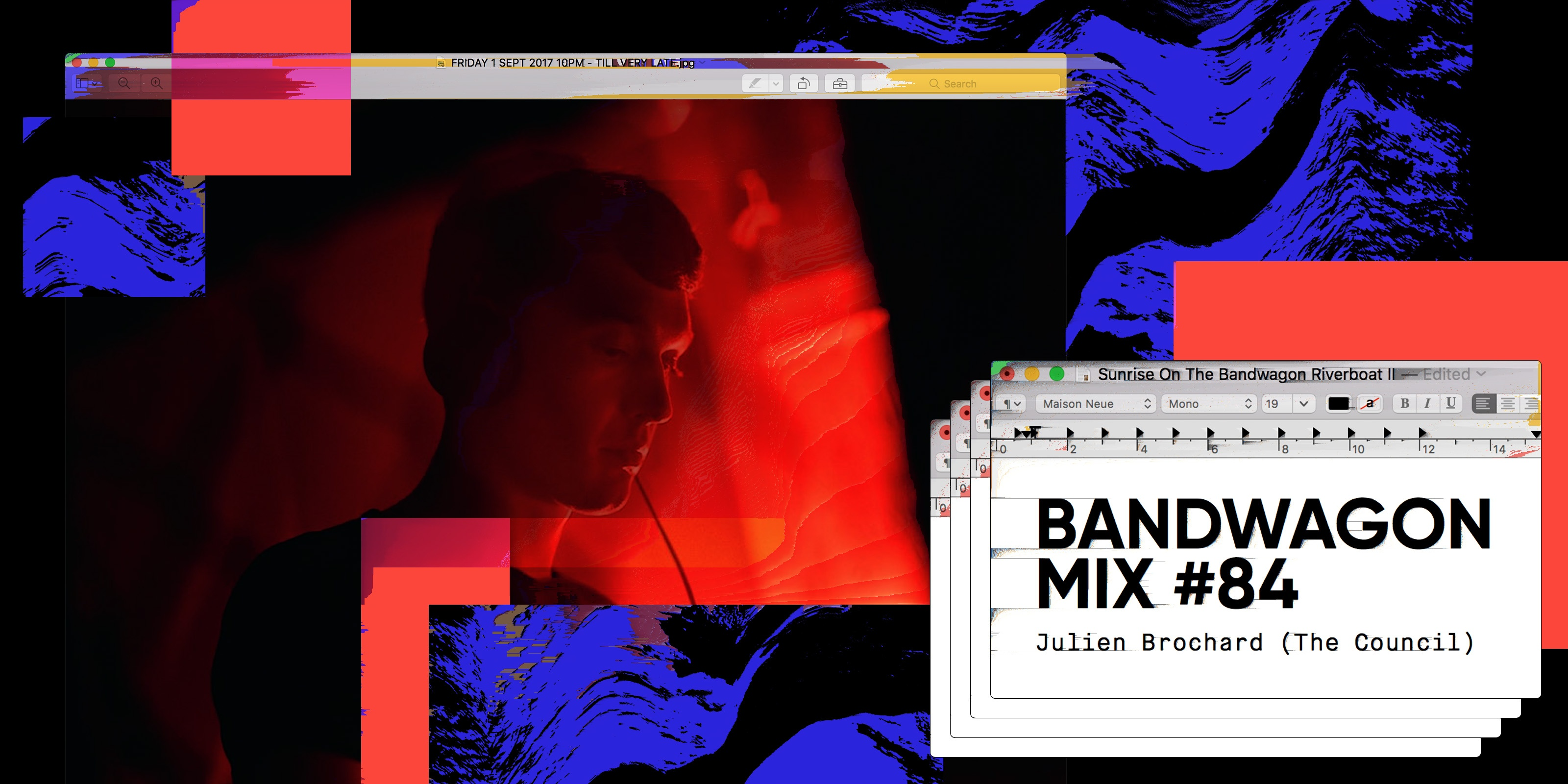 Bandwagon Mix #84: Julien Brochard (The Council)