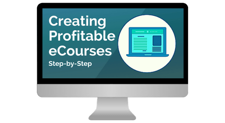 how to sell courses on your blog to monetize a blog