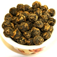 Yunnan Black Dragon Pearls from Aroma Tea Shop