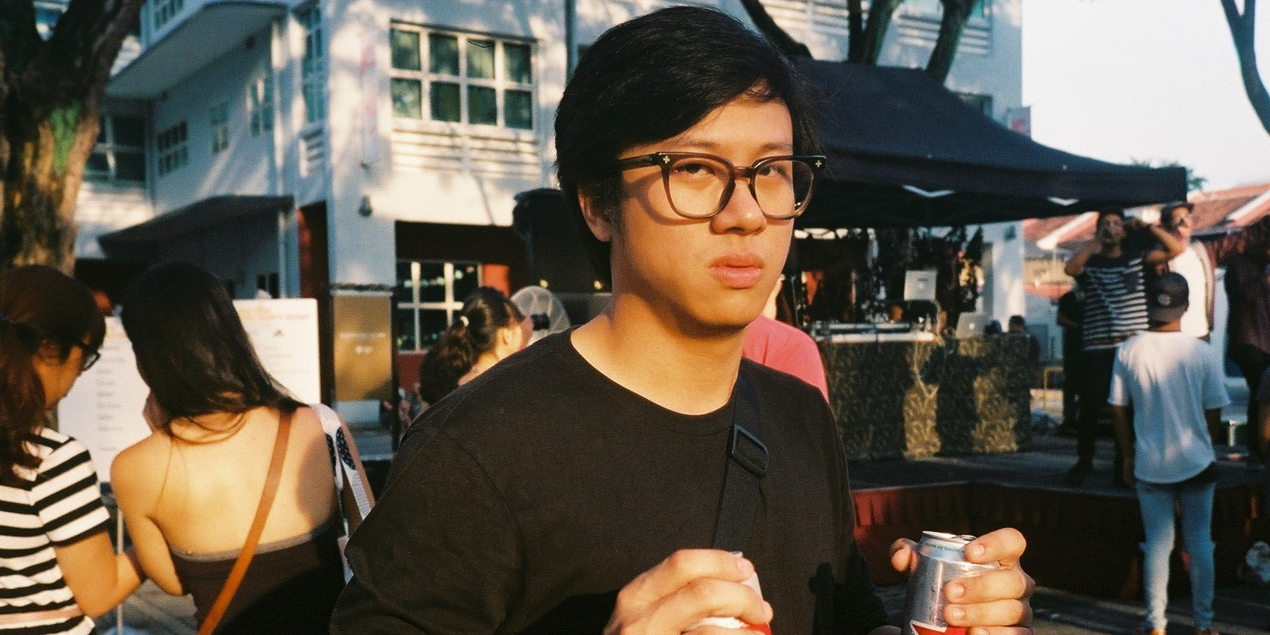 5 Records I Want For Record Store Day, according to Stopgap's Calvin Joseph Phua