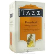 Honeybush from Tazo