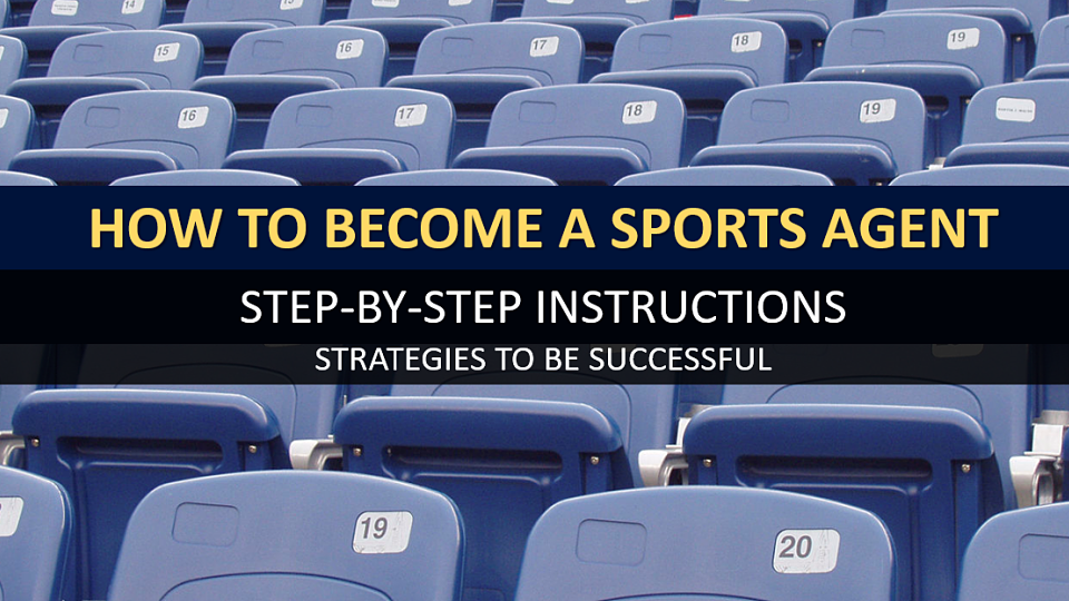 How To Become A Sports Agent Sports University