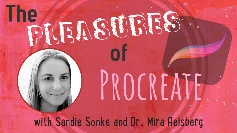 The Pleasures of Precreate with Sandie Sonke at the Children's Book Academy