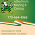 Allied Irish Moving & Crating | 30183 Movers
