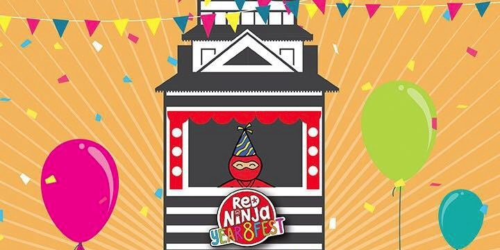 Red Ninja Year 8 Fest reveals full line up, Sud and Jensen and the Flips to headline
