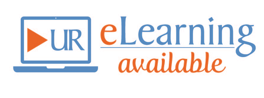 UR eLearning Available