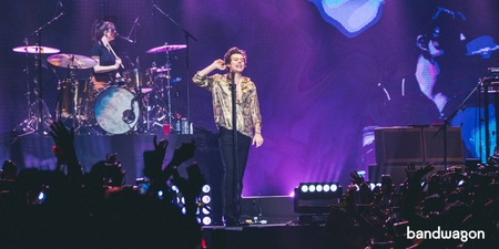 Harry Styles comes further into his own as a 21st century rock star – gig report