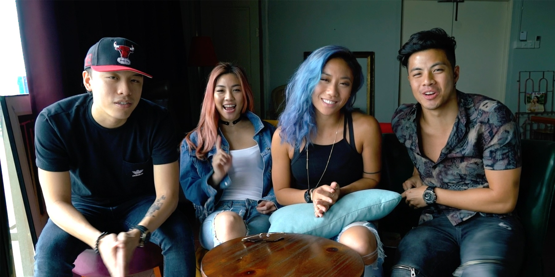 The Sam Willows talk their new album, facing criticism and how they've grown as a band – watch