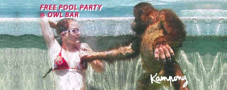 Kampong: Free Pool Party - The Palm Oil Around Us