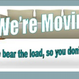 We're Moving! image