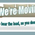 We're Moving! | Concord NC Movers