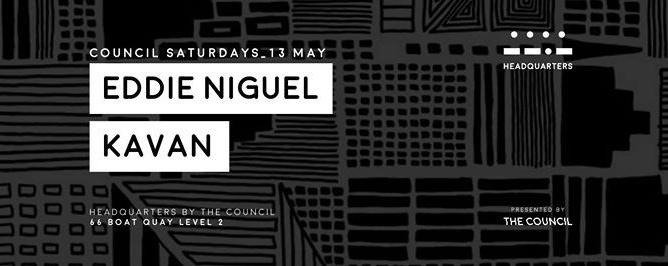 Council Saturdays with Eddie Niguel & Kavan