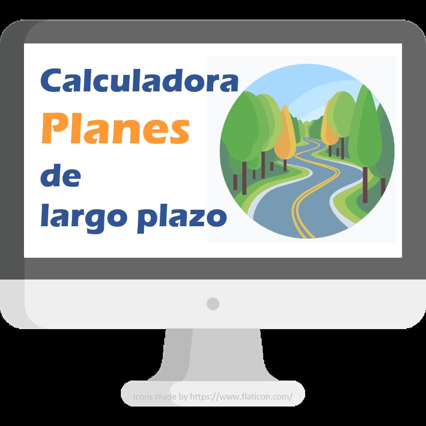 Calculadora para el Plan de Largo Plazo