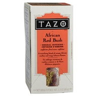 African Red Bush from Tazo