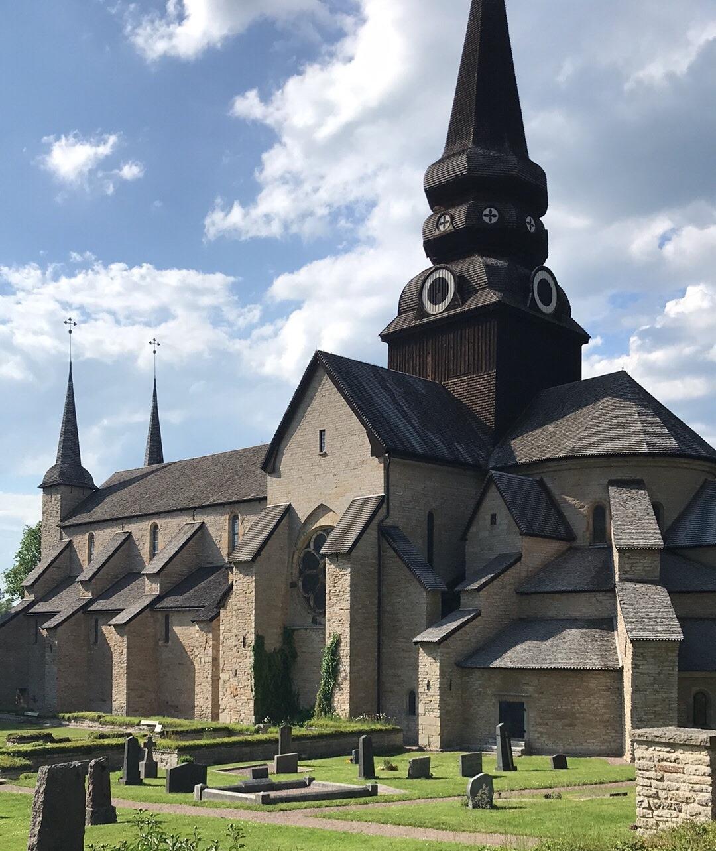 Beskök Vanrhems kloster och Kata gård