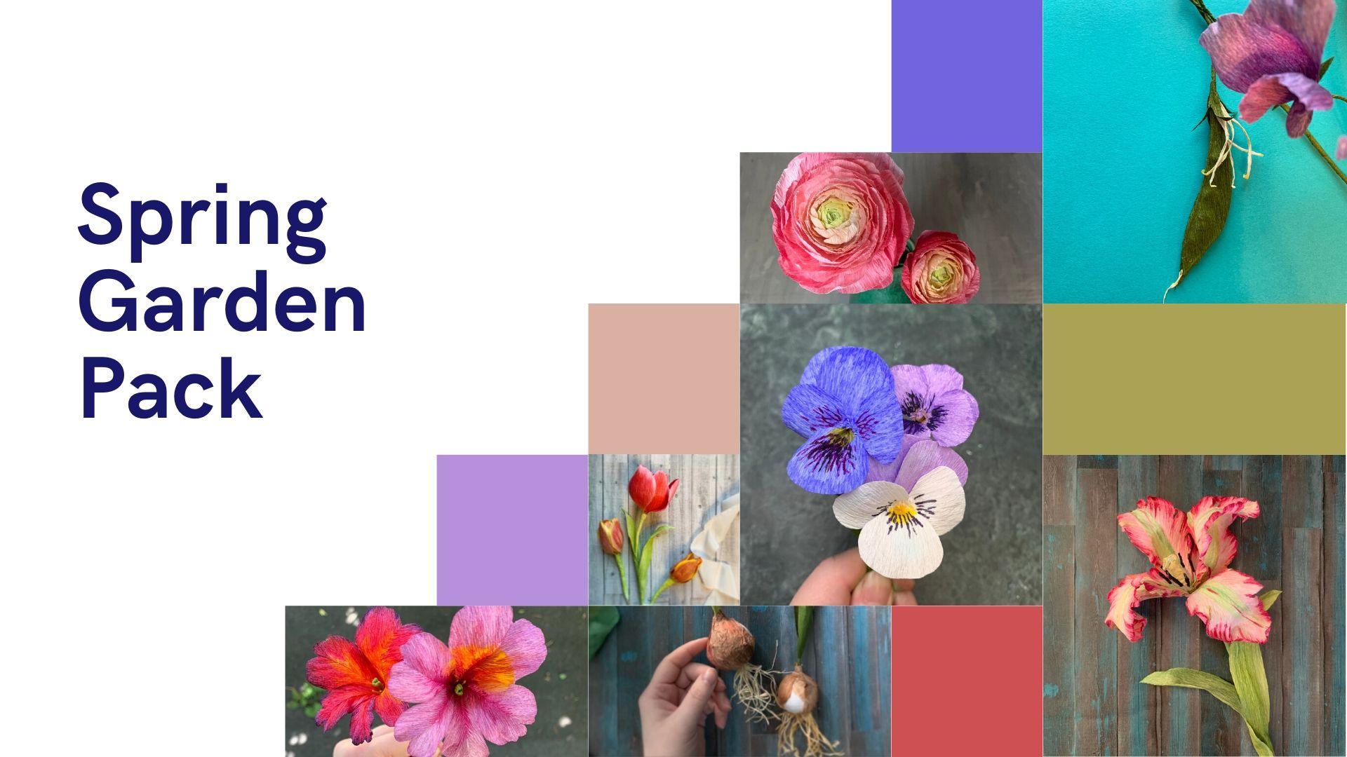 Spring Garden Pack