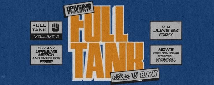 Uprising Full Tank V2