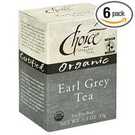 Earl Grey from Choice Organic Teas