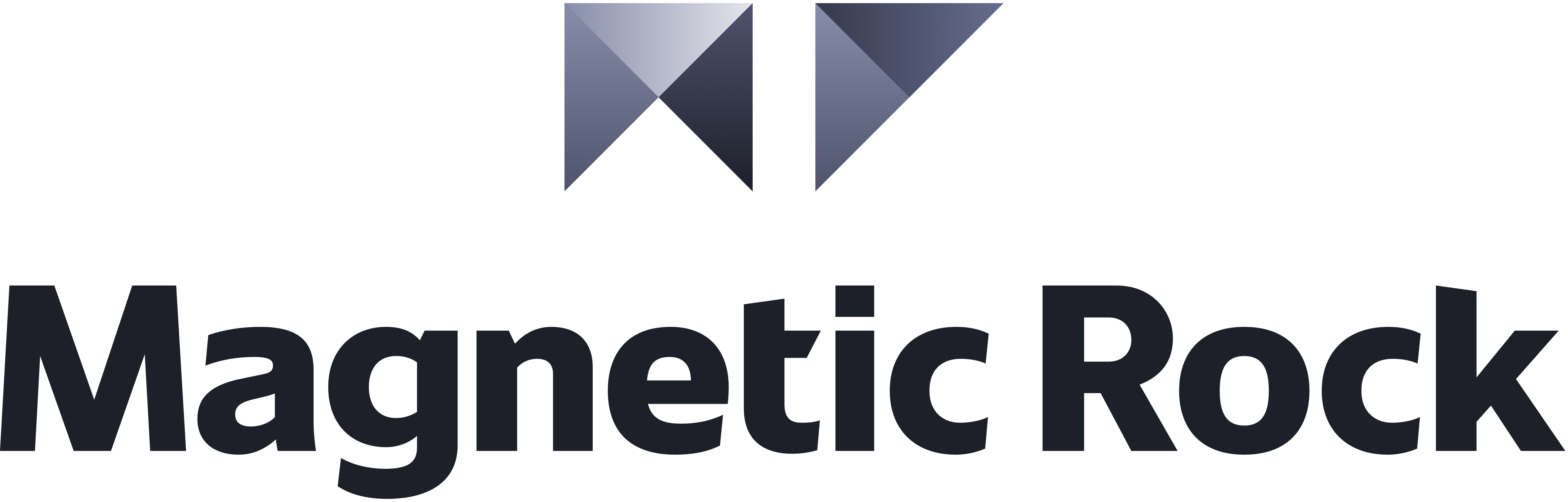 Magnetic Rock Company Logo
