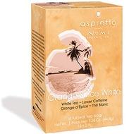 Orange Spice White from Aspretto