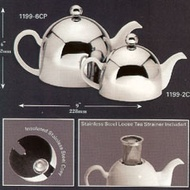Soho 30 Insulated 40oz. Teapot from G+H Tea Services