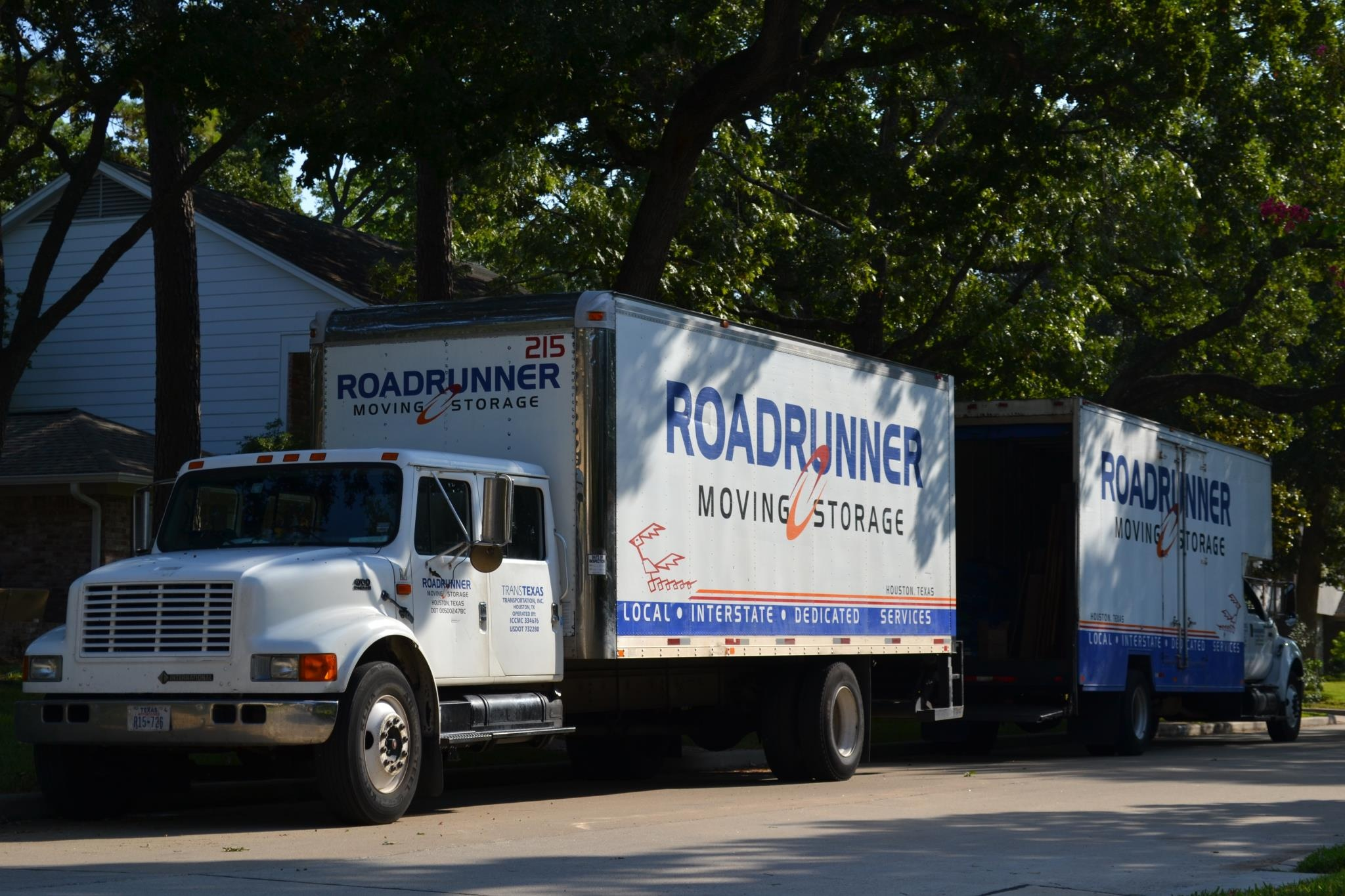 Roadrunner moving and storage houston reviews dandk for Storage 77080