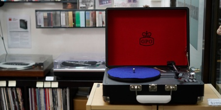 Local record store to auction off and give away hi-fi equipment and vinyl