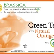 Green Tea with Natural Orange Flavor and SGS from Brassica Protection Products