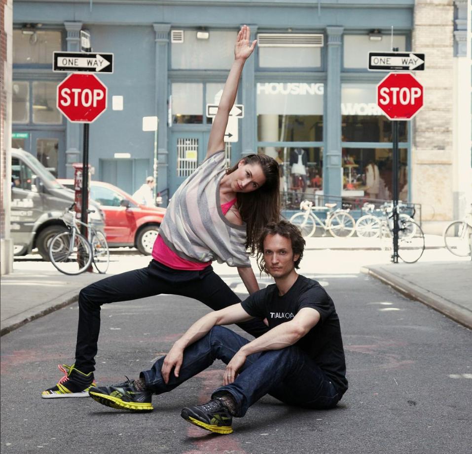 Tara Stiles & Mike Taylor
