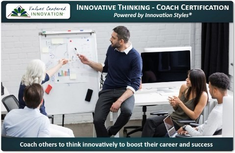Innovative Thinking Coach Certification