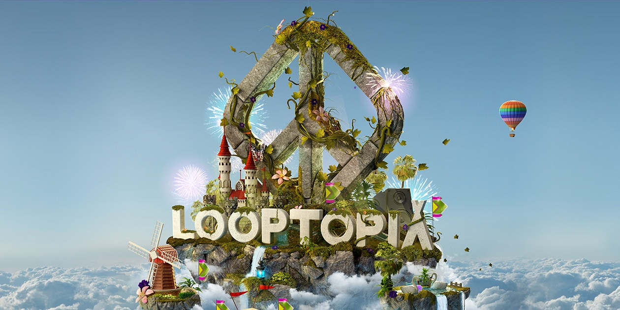 Another EDM playground is emerging in Asia: LOOPTOPIA