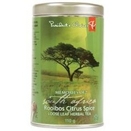 Memories of South Africa Rooibos Citrus Spice from President's Choice