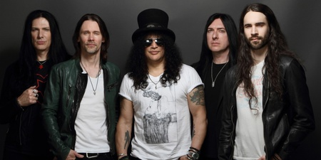 BREAKING: Slash featuring Myles Kennedy and The Conspirators to perform in Singapore in January 2019